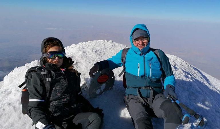 Požarevljani osvojili Ararat (5137 mnv)!