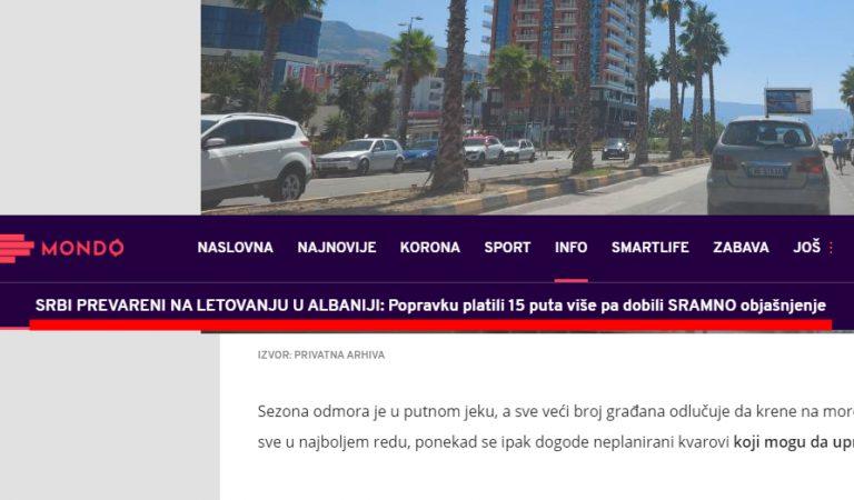 Sardinija Albanija