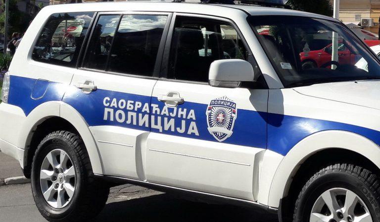 Tokom vikenda isključeno 6 vozača, petorica zbog alkohola i jedan na amfetaminima